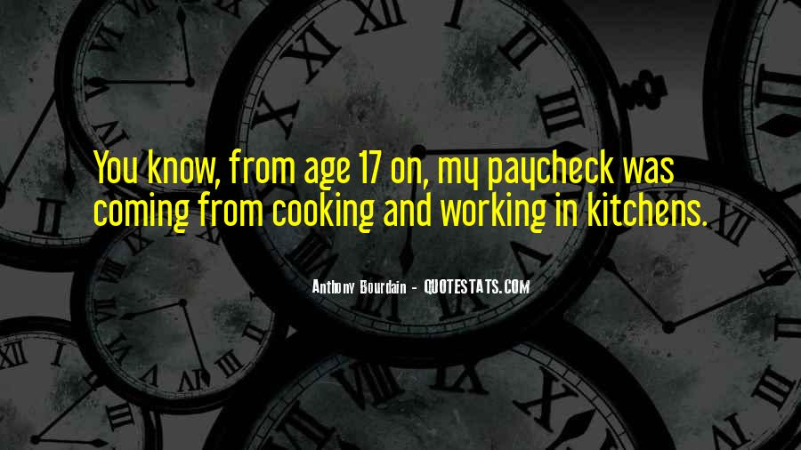 Anthony Bourdain Quotes #1603501