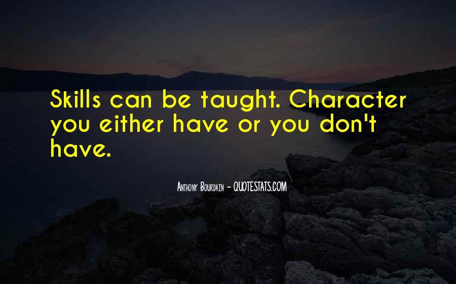 Anthony Bourdain Quotes #1797249