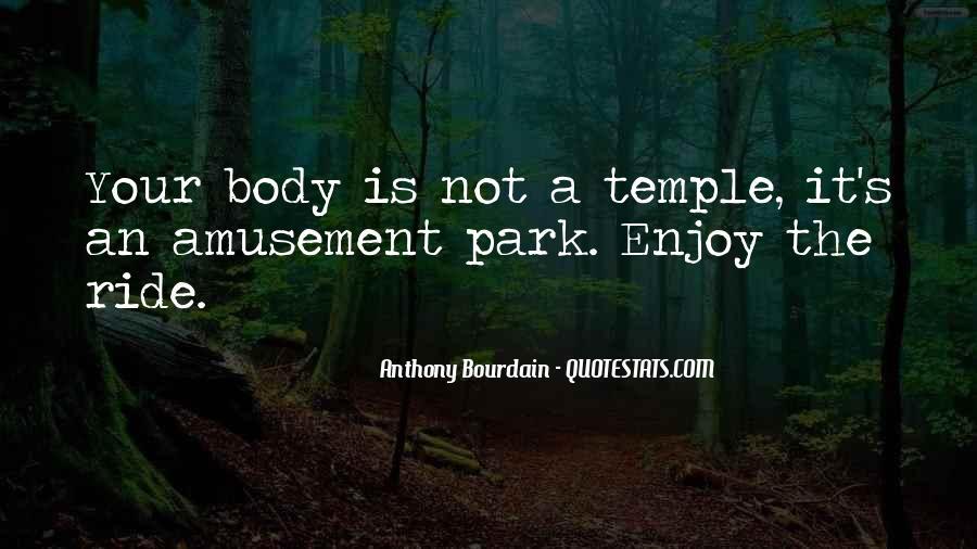 Anthony Bourdain Quotes #1862114