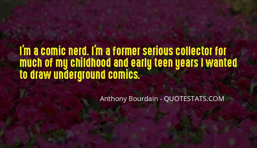Anthony Bourdain Quotes #315421
