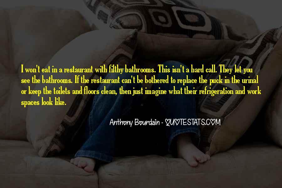 Anthony Bourdain Quotes #382721