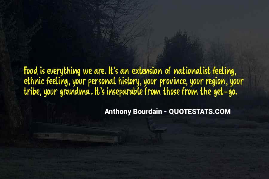 Anthony Bourdain Quotes #449049