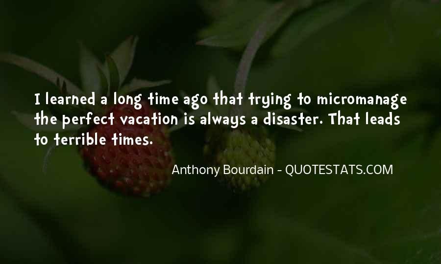 Anthony Bourdain Quotes #541700