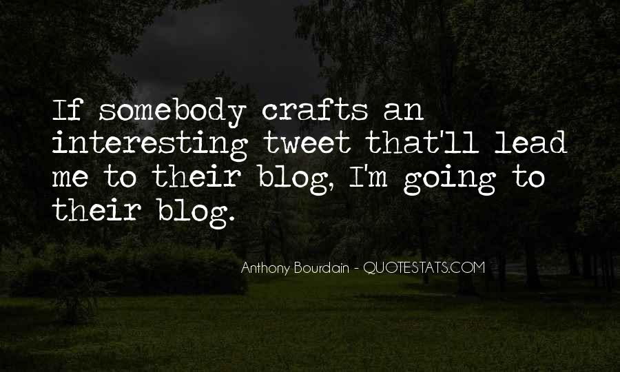 Anthony Bourdain Quotes #577936
