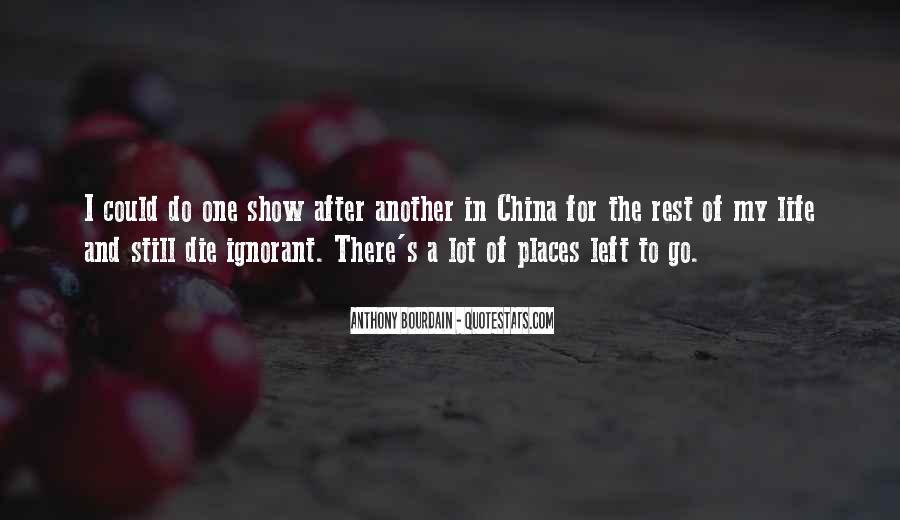 Anthony Bourdain Quotes #591060