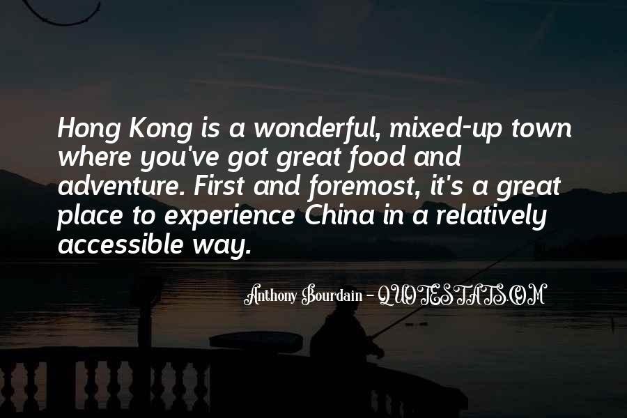 Anthony Bourdain Quotes #708160