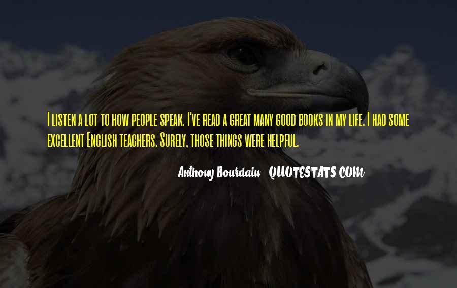 Anthony Bourdain Quotes #712391