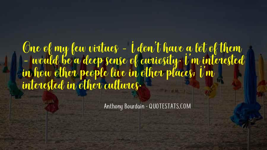 Anthony Bourdain Quotes #773585