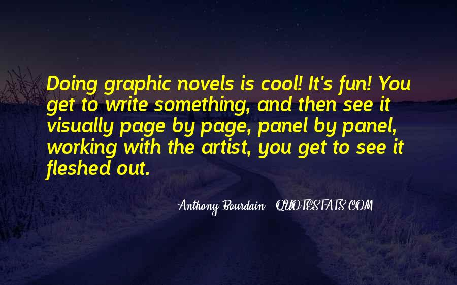 Anthony Bourdain Quotes #809013