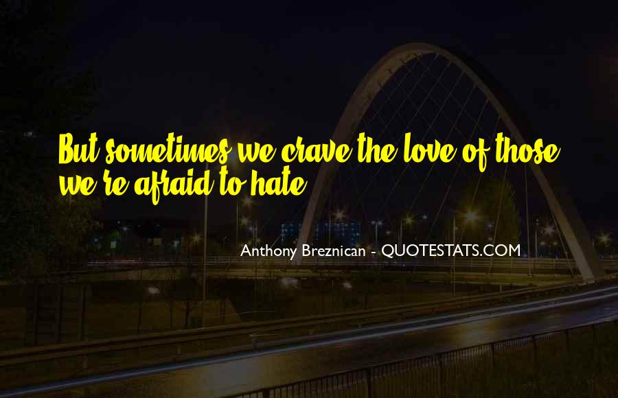 Anthony Breznican Quotes #1041094