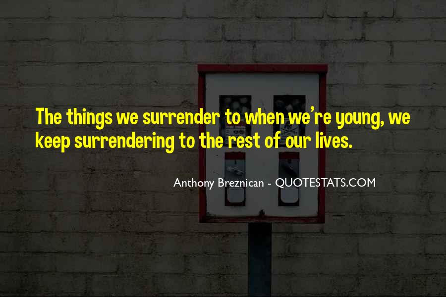 Anthony Breznican Quotes #118218