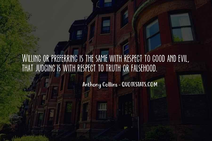 Anthony Collins Quotes #308388