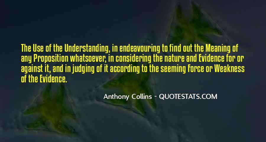 Anthony Collins Quotes #359461