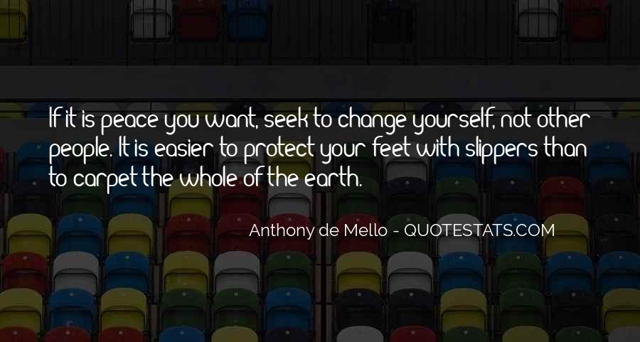 Anthony De Mello Quotes #1031326