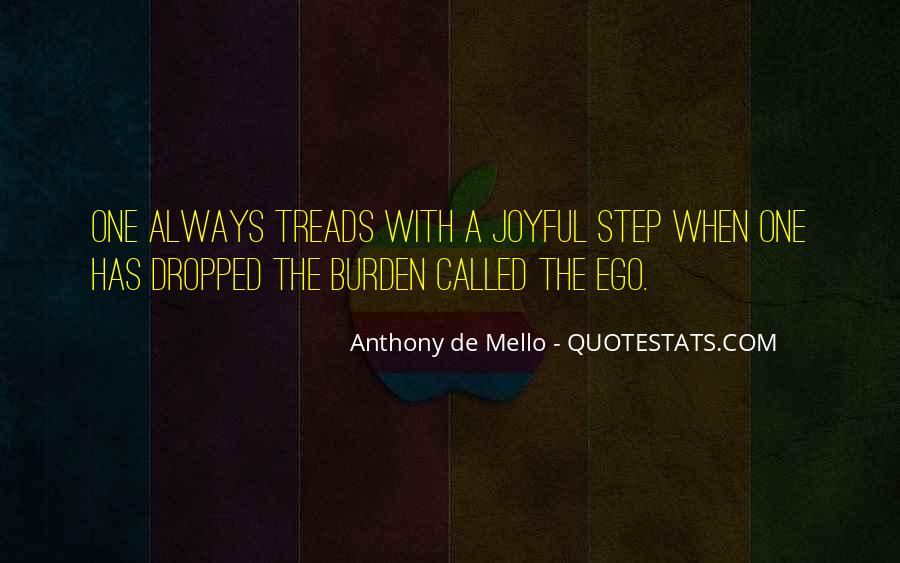 Anthony De Mello Quotes #1133657