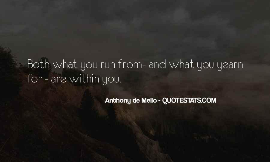 Anthony De Mello Quotes #141242