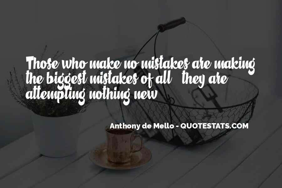 Anthony De Mello Quotes #1529780