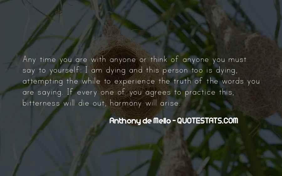 Anthony De Mello Quotes #1728648