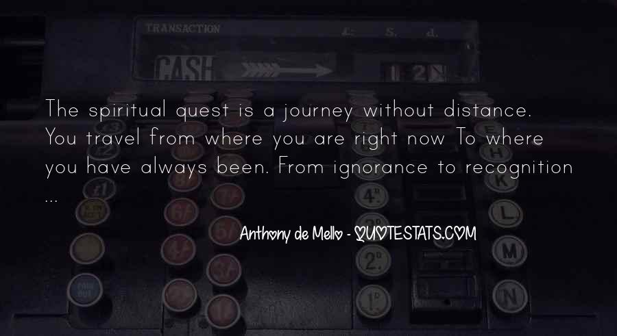 Anthony De Mello Quotes #1866038