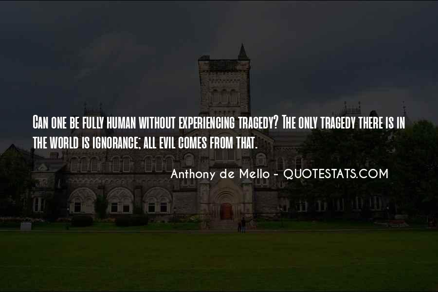 Anthony De Mello Quotes #279324
