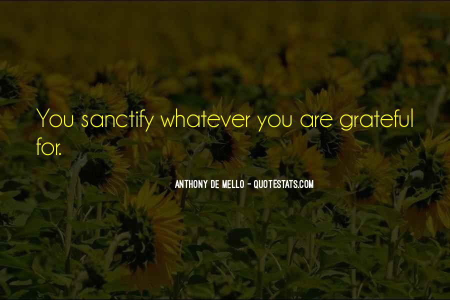 Anthony De Mello Quotes #283725