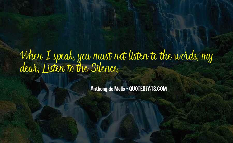 Anthony De Mello Quotes #667745