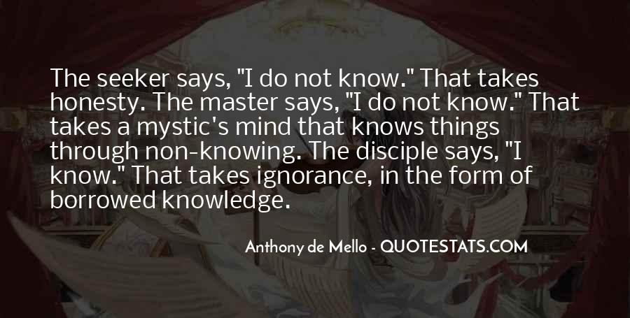 Anthony De Mello Quotes #944744