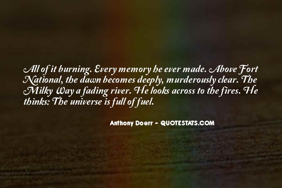 Anthony Doerr Quotes #1010545