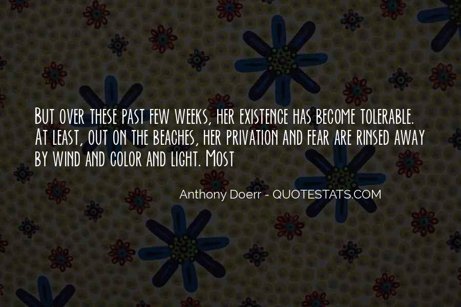Anthony Doerr Quotes #1015235