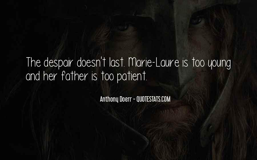 Anthony Doerr Quotes #107229
