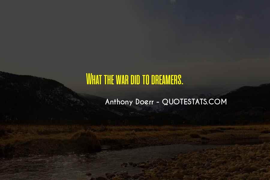 Anthony Doerr Quotes #1111684