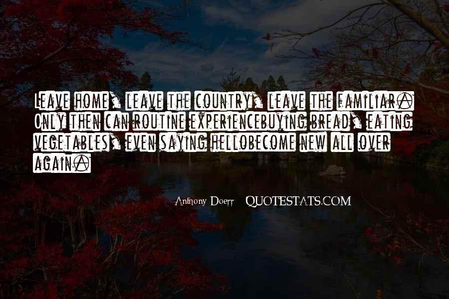 Anthony Doerr Quotes #1288791