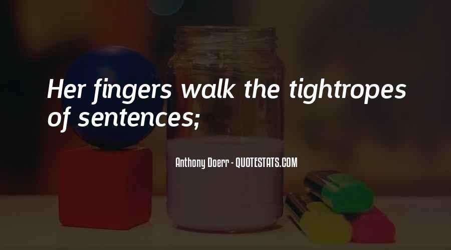 Anthony Doerr Quotes #1296959