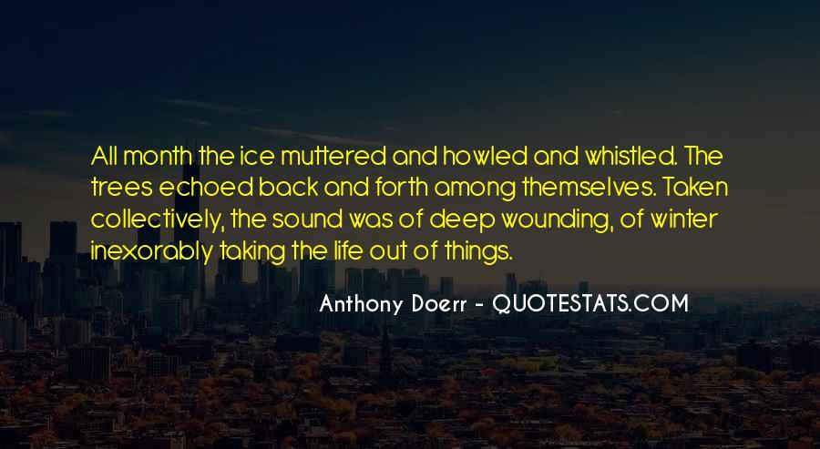 Anthony Doerr Quotes #1322920
