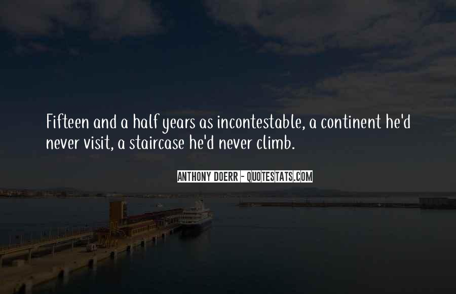 Anthony Doerr Quotes #1588133