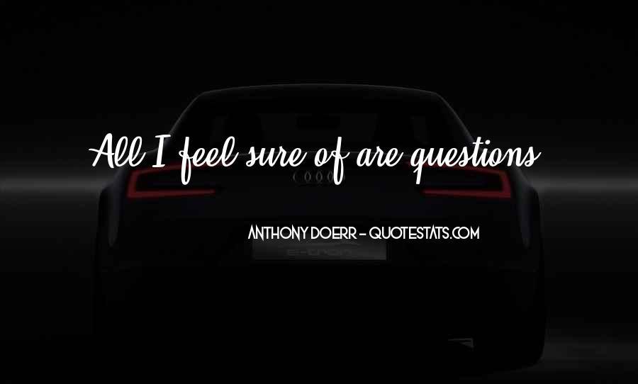 Anthony Doerr Quotes #1690797