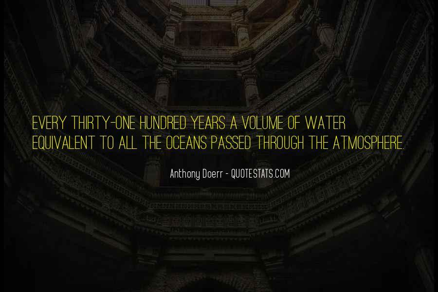 Anthony Doerr Quotes #1781406