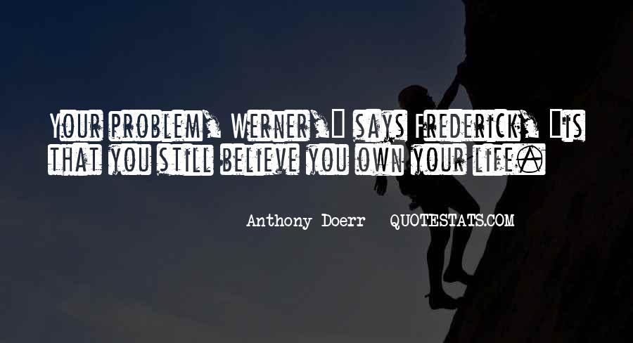 Anthony Doerr Quotes #1823195