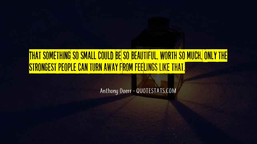 Anthony Doerr Quotes #1865256