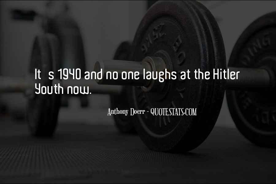 Anthony Doerr Quotes #364479