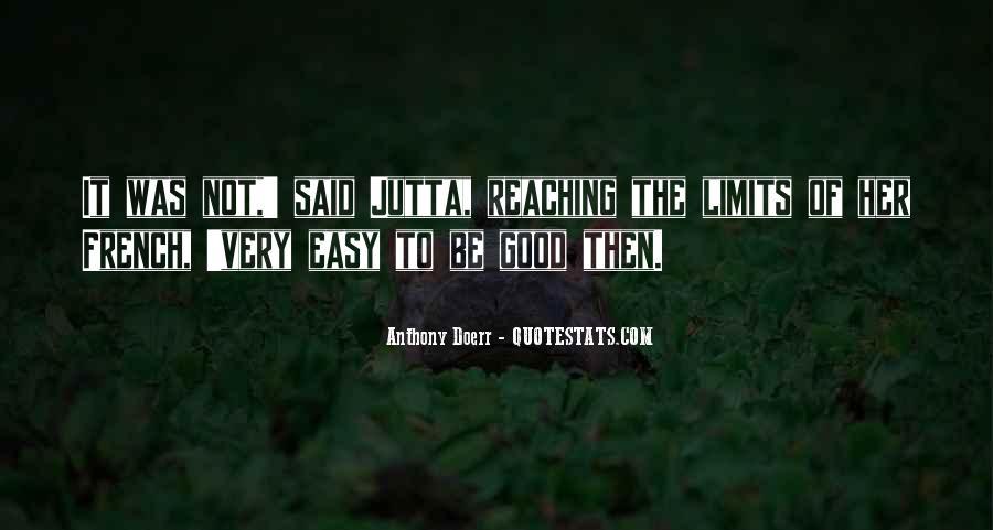 Anthony Doerr Quotes #409625