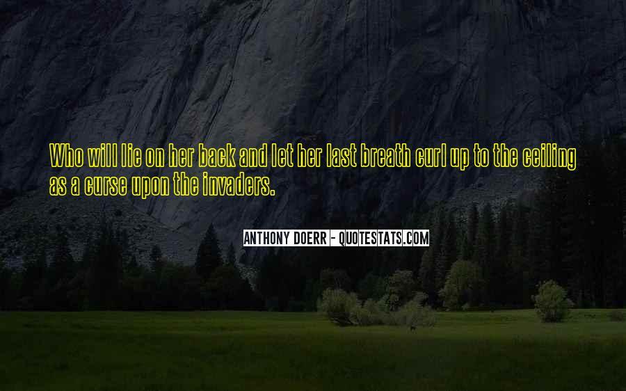 Anthony Doerr Quotes #518918