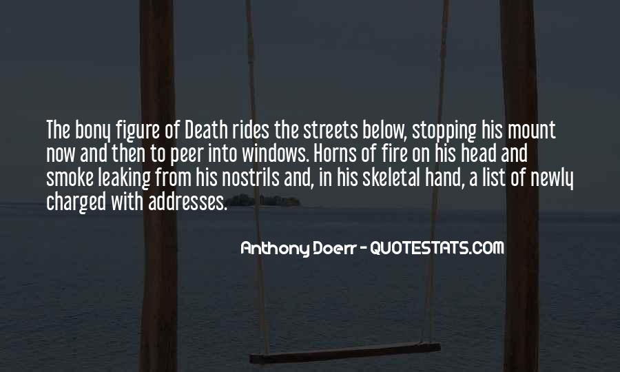Anthony Doerr Quotes #541041