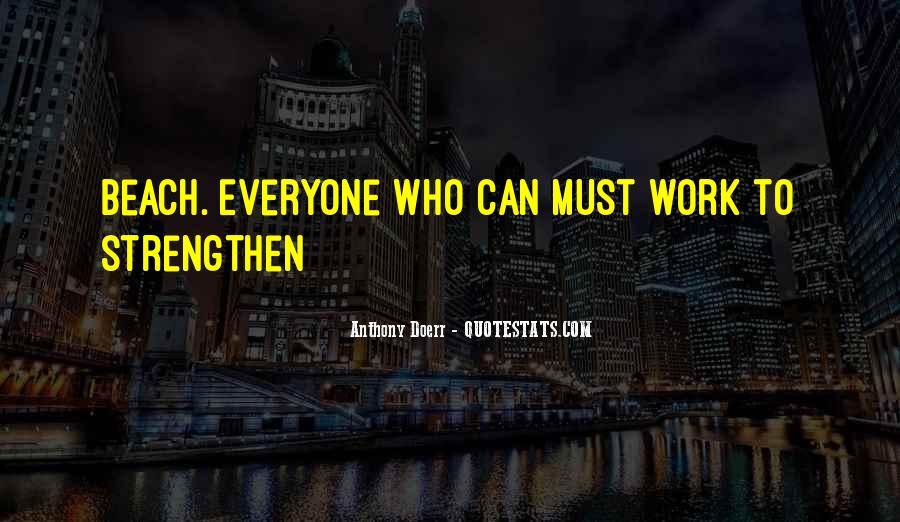 Anthony Doerr Quotes #61420