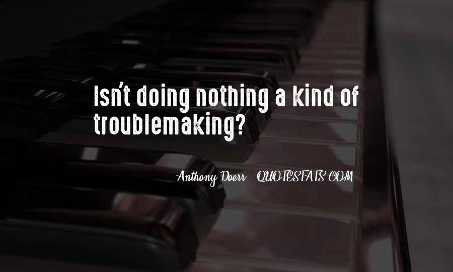 Anthony Doerr Quotes #709193