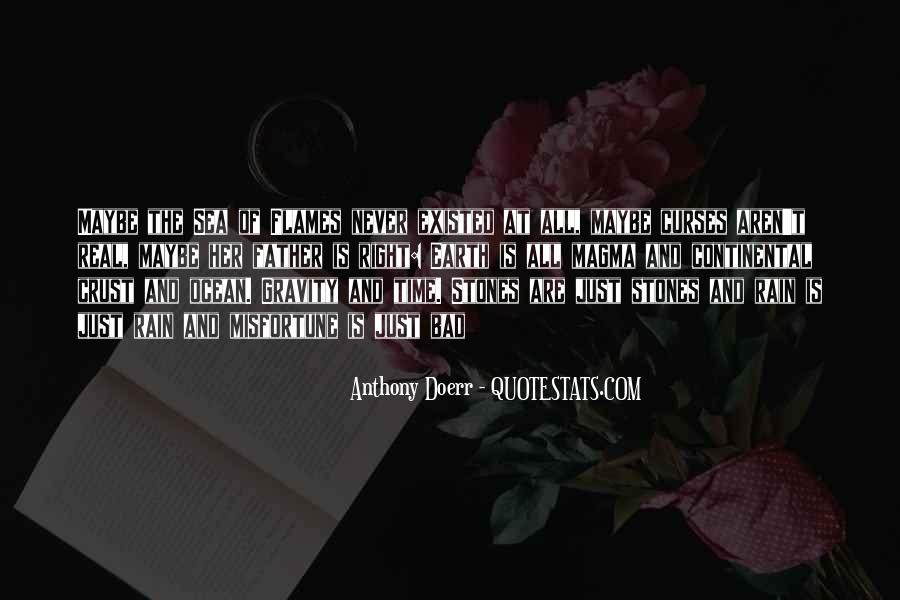 Anthony Doerr Quotes #716527