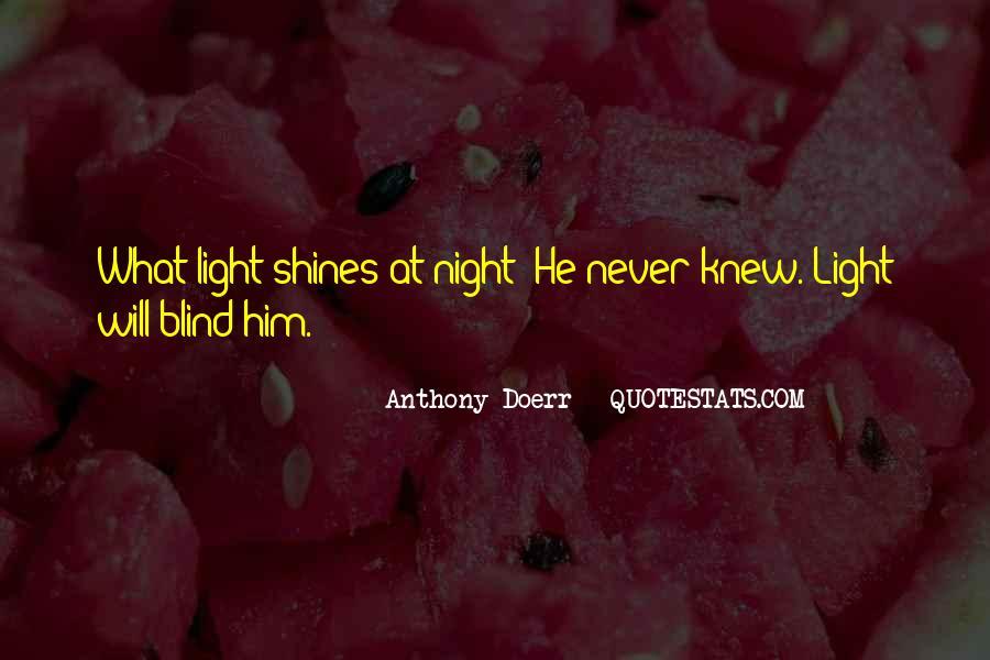 Anthony Doerr Quotes #821482