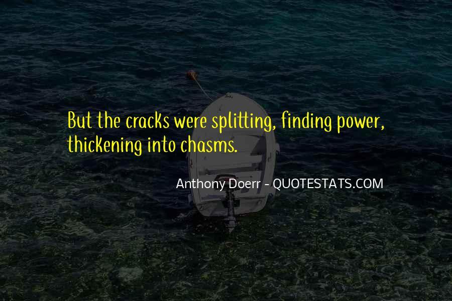 Anthony Doerr Quotes #850700