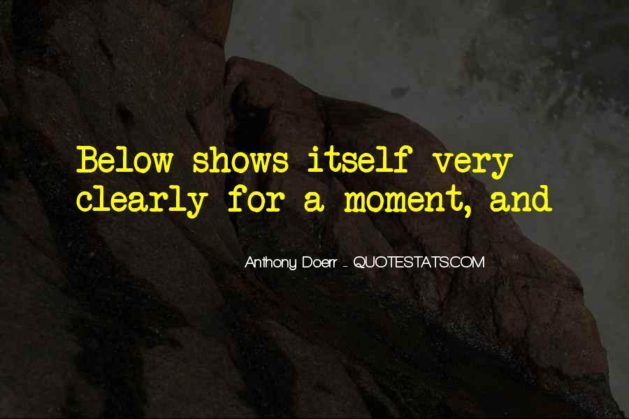 Anthony Doerr Quotes #851572