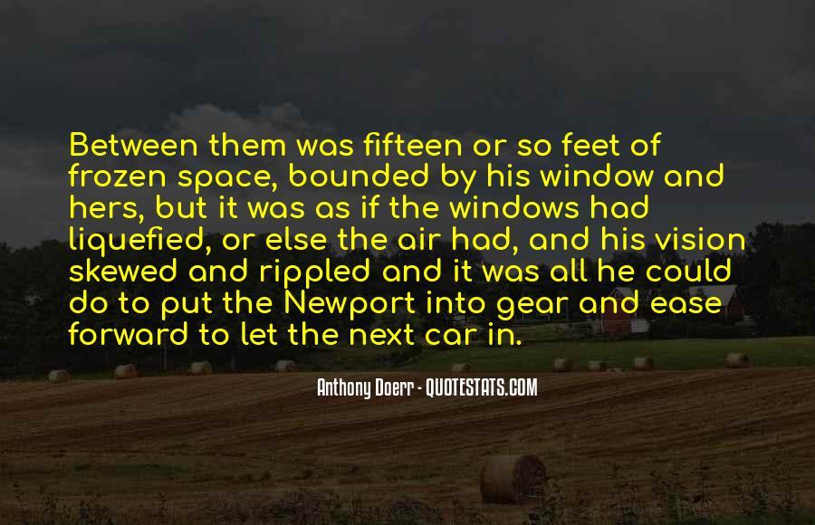 Anthony Doerr Quotes #920464